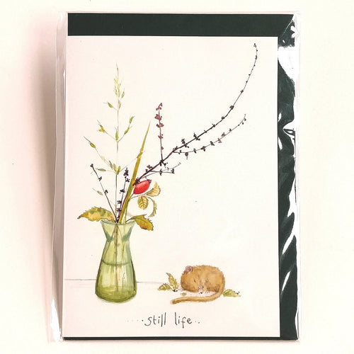 Two Bad Mice Card- Still Life  #IF169