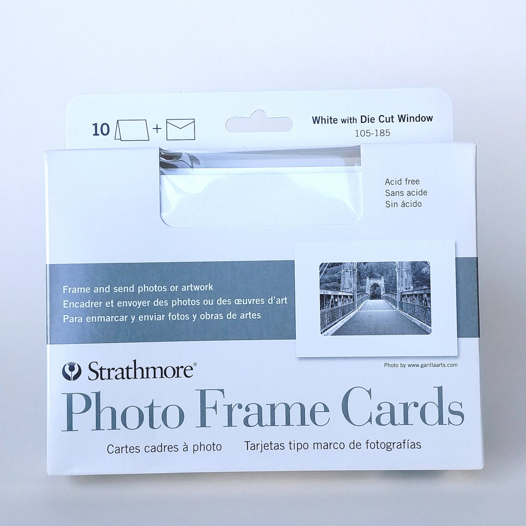 Strathmore Photo Frame Cards  #105-185