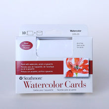 Load image into Gallery viewer, Strathmore Watercolour Cards- RSVP  #105-23
