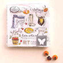 Load image into Gallery viewer, Fall Favourites Luncheon and Beverage Napkins C/L832400