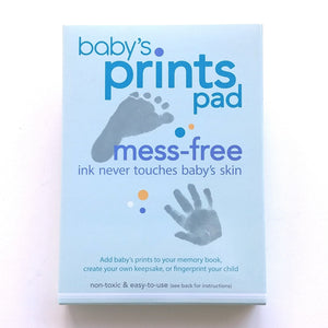 Baby Prints Stamp Pad