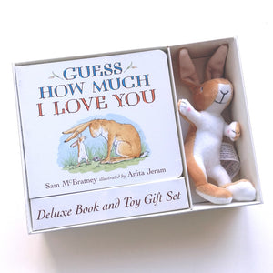 """Guess How Much I Love You"" Book and Toy Set"