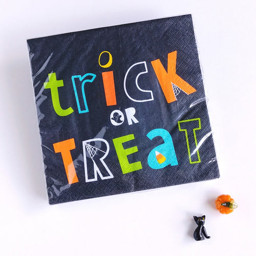 Trick or Treat Luncheon Napkins   #5100008