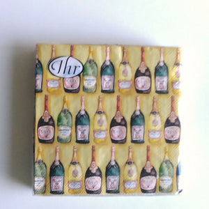 IHR Beverage Napkins: Champagne Party  C795200