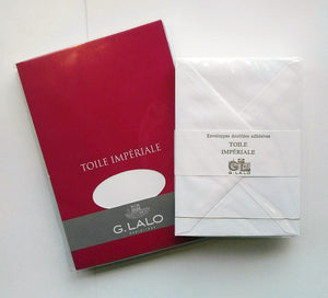 OUT OF STOCK G. Lalo Toile Impériale A5 Tablet