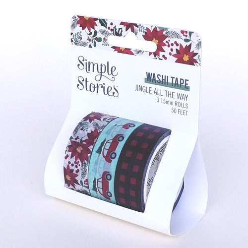 Washi Tapes- Jingle All the Way