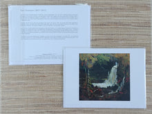 Load image into Gallery viewer, Woodland Waterfall 1916-1917 by Tom Thomson (1877-1917) #31-9661