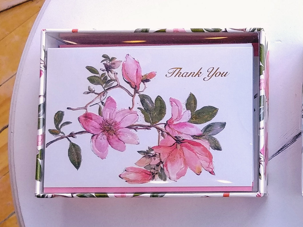Magnolia Thank You Notes    #1505