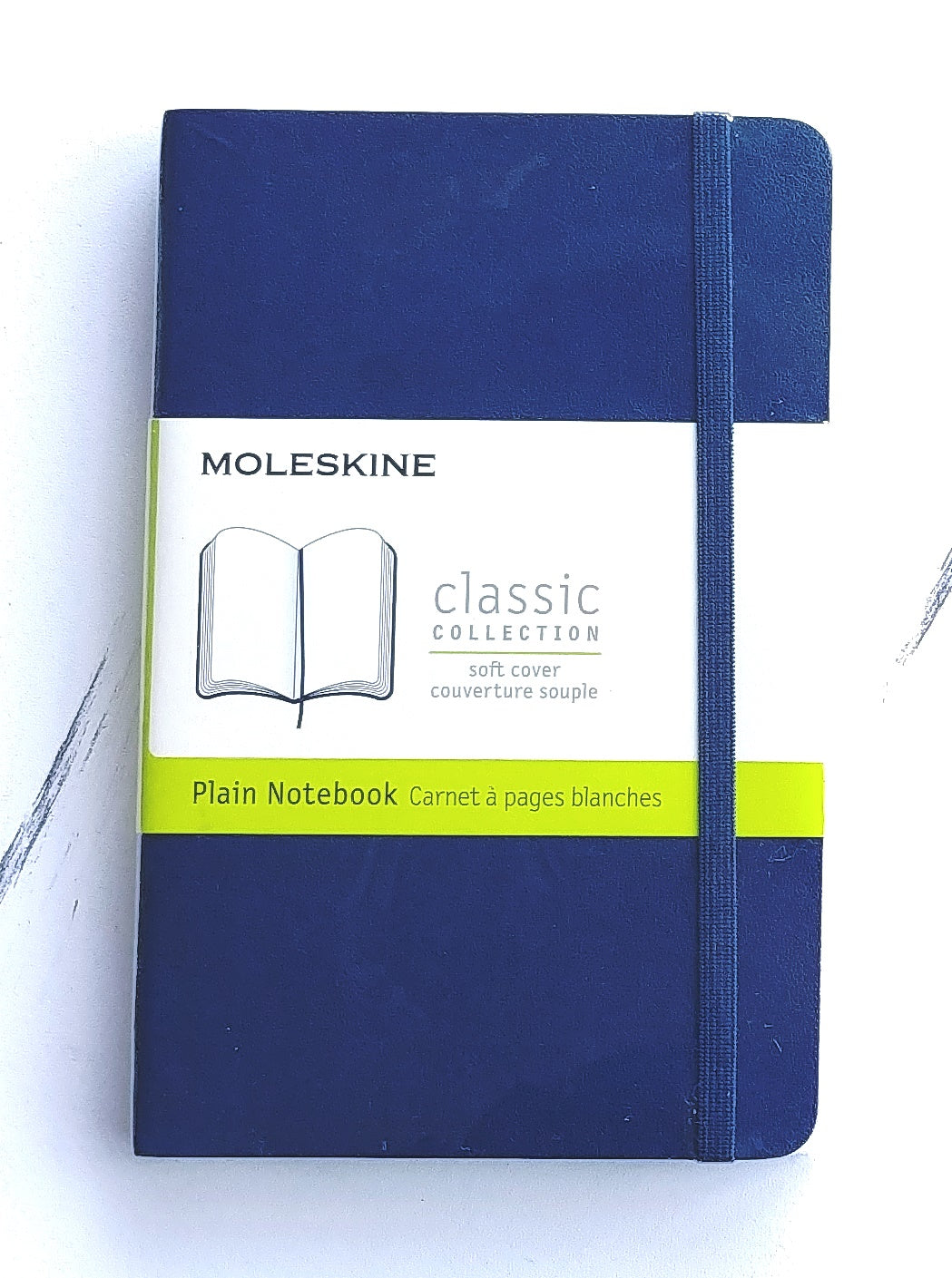 Moleskine Pocket Notebook- Blank Softcover