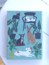 Load image into Gallery viewer, Roger La Borde Illustrated Journal- Dogs