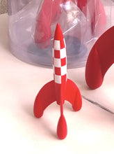 Load image into Gallery viewer, Tintin Figurine- Small Rocket