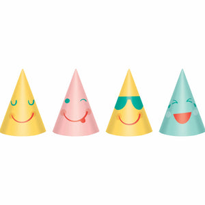 All Smiles Mini Party Hats #251131