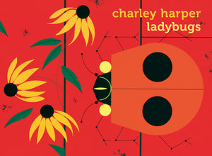 Charley Harper: Ladybugs Boxed Notecard Assortment  #0563