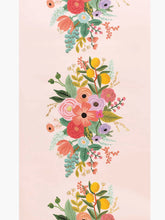 Load image into Gallery viewer, Rifle Paper Table Runner- Garden Party  PSE001