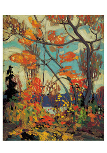 Tom Thomson Boxed Notecard Assortment  #0381