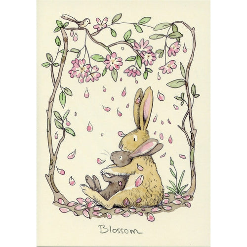 Two Bad Mice Card: Blossom   #M216