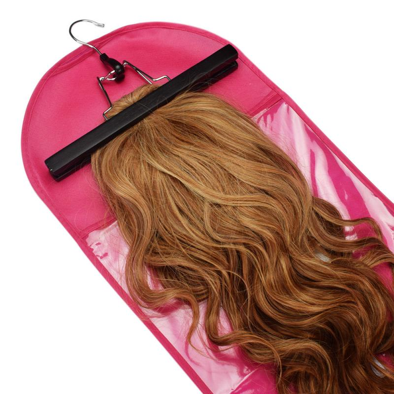 WigZip™ - Dust-Proof Wig & Extension Organizer