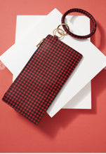 Load image into Gallery viewer, Buffalo plaid wristlets