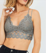 Load image into Gallery viewer, Inspired by Free People Adjustable Straps Comfy Bralette Top with padding