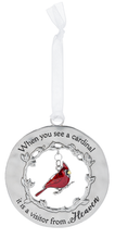 Load image into Gallery viewer, Cardinal Inspirational Ornaments