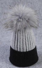 Load image into Gallery viewer, Wool Knit Beanie Hat