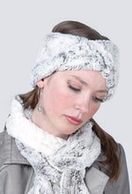 Load image into Gallery viewer, Pandemonium Headband- Luxury Faux Fur