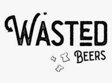 wasted beers logo