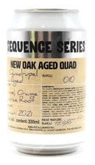 Uiltje - Sequence series 10 - New Oak Aged Quad