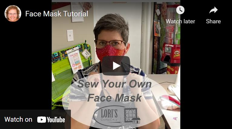 Face Mask Tutorial