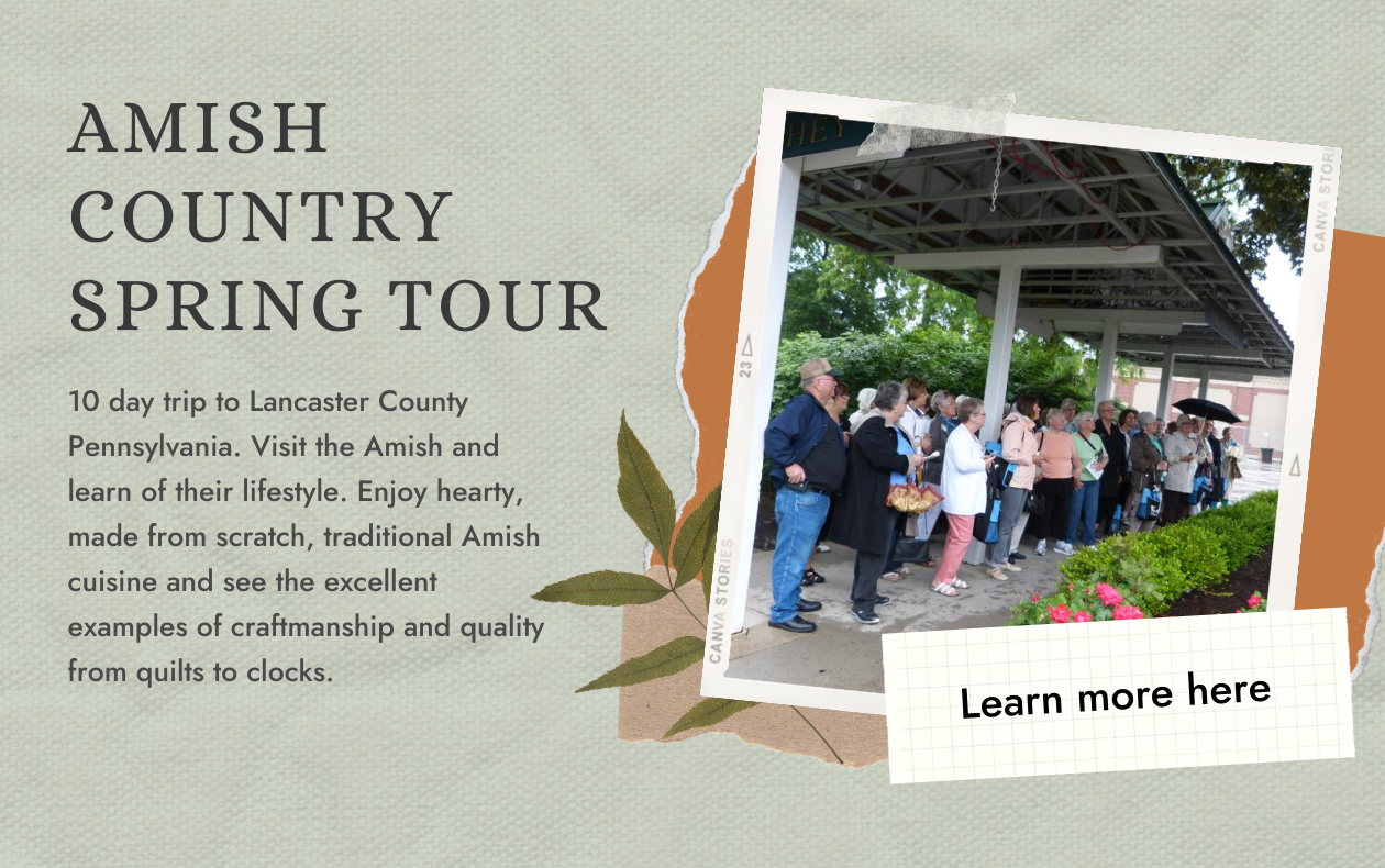 Amish Country Retreat