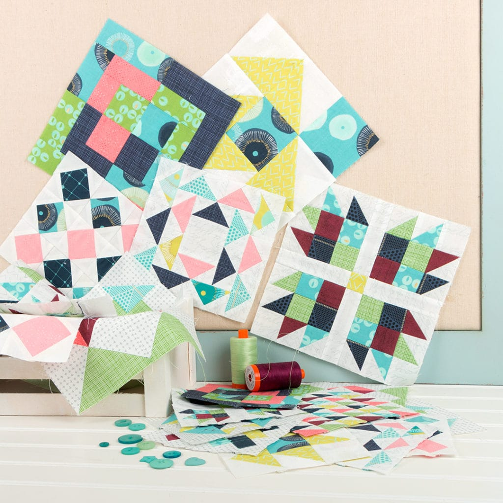 Block of the Month & Kits