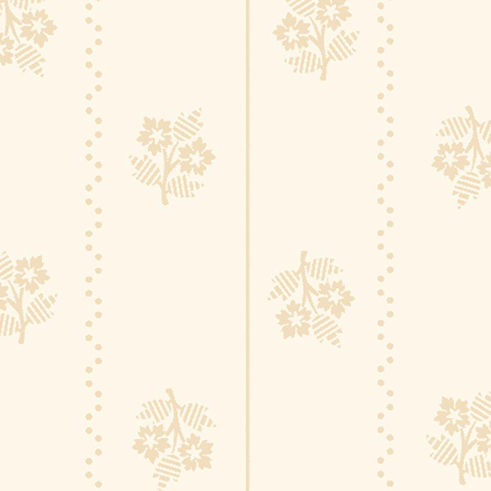 Apple Cider Mini Floral Border - AC15-191-W