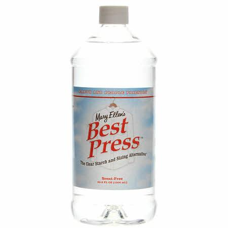 Best Press - Unscented - 473ml