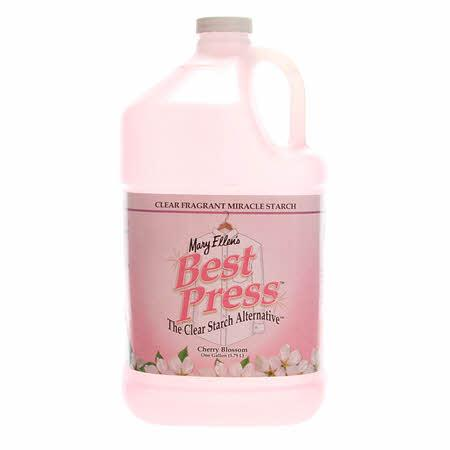 Best Press Starch - Cherry Blossom - 3.7 Litre