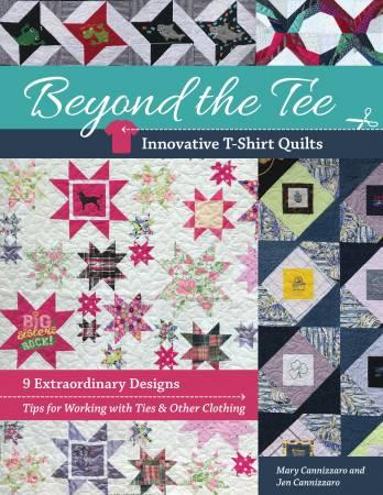 Beyond the Tee, Innovative T-Shirt Quilt - 11373