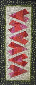 Crazy Hearts Table Runner - CLPKAL011