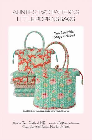 Little Poppins Bag w/Stays - AT628