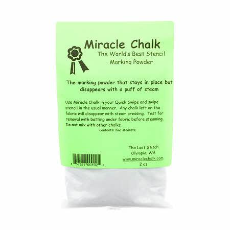 Miracle Chalk Refill Packages 2oz Bag