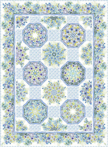 The Leah Collection Kaleidoscope Pattern