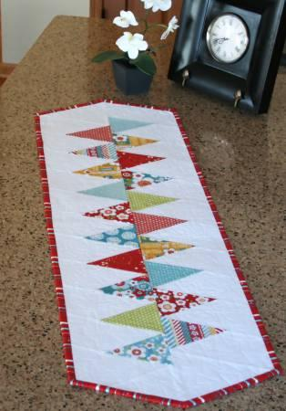 Winding Road Table Runner - CLPGER004