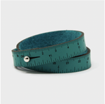 "Load image into Gallery viewer, Wrist Ruler - 16"" - Teal - CI-T16"