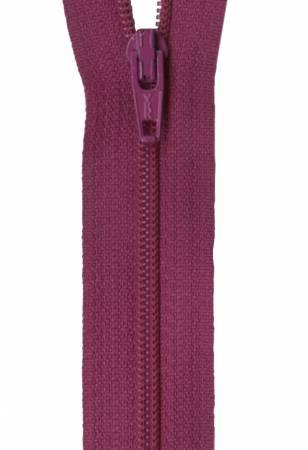 "Zipper, Atkinson 14"" - Raisin"