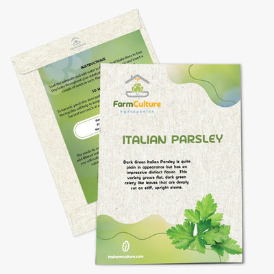 Italian Parsley Seeds - Farm Culture