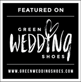 Jillian Fellers on Green Wedding Shoes