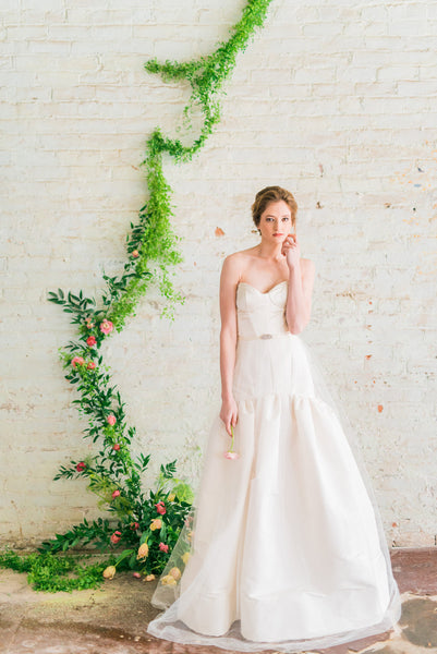 Agathé Wedding Gown