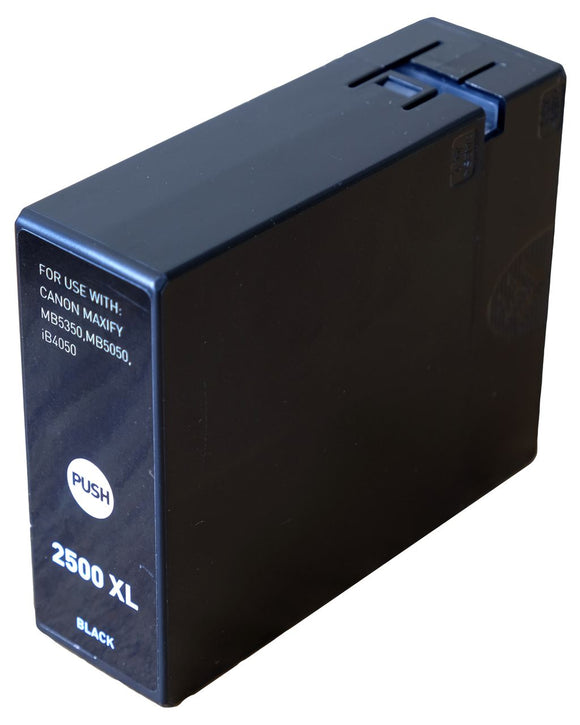 Canon PGi 2500XLBK Black Compatible Ink Cartridge