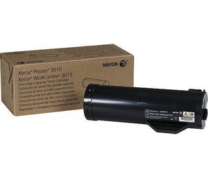 Xerox 106R02731 X Hi Capacity Black Toner Cartridge