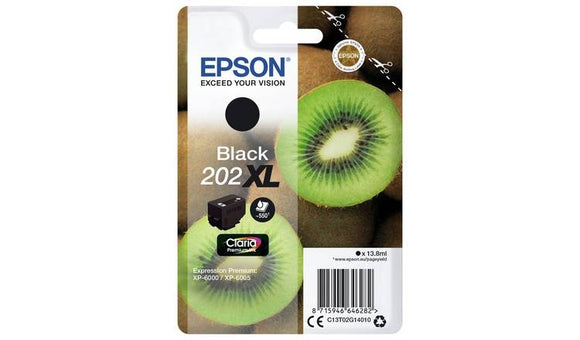 Best Epson 202XL Black Ink Cartridge