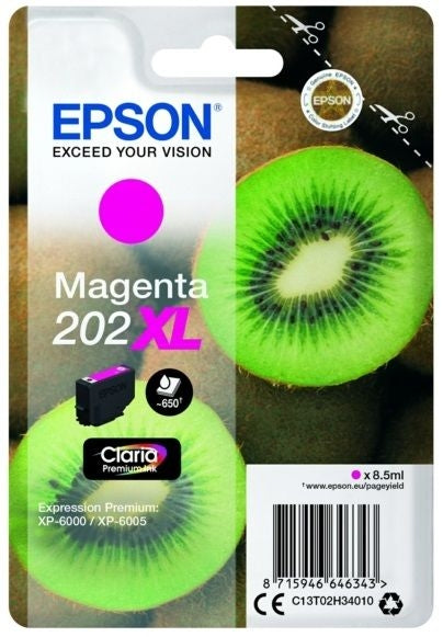 Best Epson 202XL Magenta Ink Cartridge