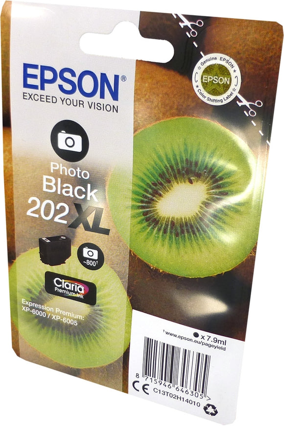 Best Epson 202XL Photo Black Ink Cartridge